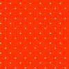 orange paper sheet, white dots