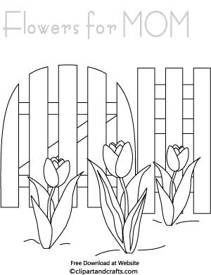 easter wreath mandala coloring page