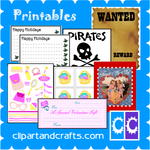 Printable Papercrafts