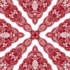 Red lace craft paper printable